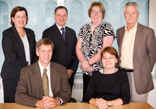 CPTP Project investigators