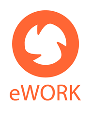 eWORK logo