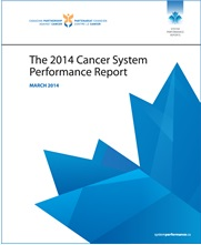 2014 System Performance report cover