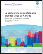 Population Health report cover