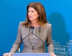 Honourable Rona Ambrose, Minister of Health