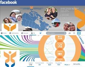 Social media screenshots