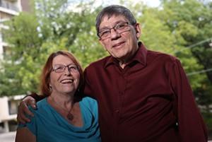 Image of Bob and Cathy Aldridge