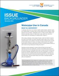 Waterpipe Use in Canada (English Thumbnail)