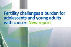 Adolescents & Young Adults with Cancer - press release