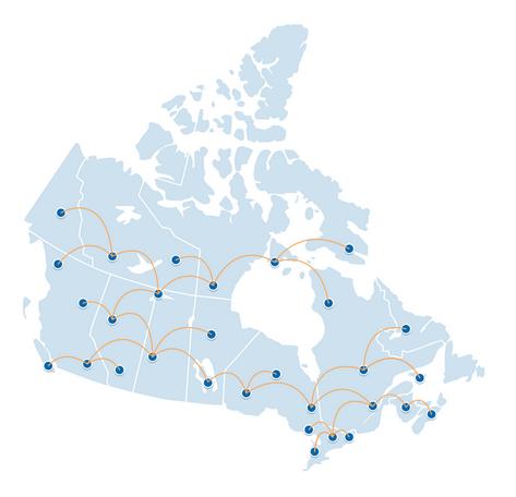 Partners across Canada